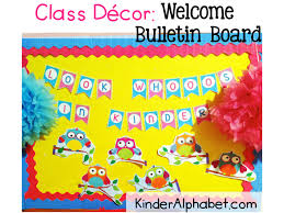 Soft Board Decoration On New Year by Classroom Decor Linky Party