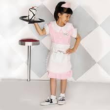 50s Halloween Costumes Kids U002750s Waitress Costume Picked Waitress Costume