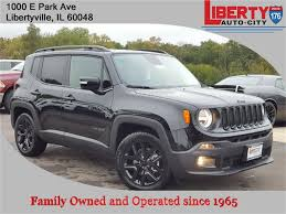 renegade jeep truck 2017 jeep renegade altitude 4x2 in libertyville il chicago jeep