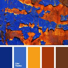 Color Combination For Blue Color Palette No 1599 Color Inspirations Pinterest Color