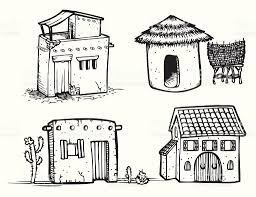 adobe house plans clip art library