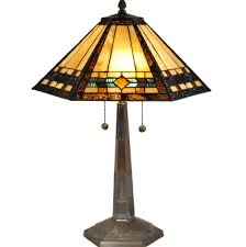 mission style table lamp base home design ideas