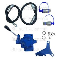 single spool double acting hydraulic remote valve kit fds3364