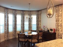 Dining Room Curtains Dining Room Dining Room Curtains Gallery Jdx Blinds And Curtains