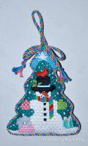 needlepoint study needlepoint ornaments