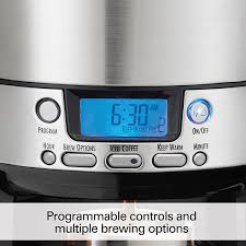 Hamilton Beach BrewStation 12 Cup Programmable Coffee Maker with