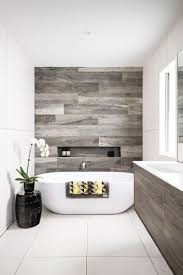 best 10 modern small bathrooms ideas on pinterest small kronos ceramiche porcelain tile in talco and woodside timber look porcelain tile in kauri minimalist bathroom designbathroom