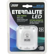 light that comes on when power goes out emergency readiness disaster flood preparedness led power failure light