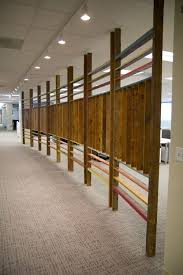 Reclaimed Wood Room Divider Office Divider From Reclaimed Wood Rx Made Custom Custom Work