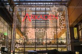 Christmas Decorations For Shopping Centres by Photo Gallery Christmas Decorations At Arkaden Shopping Centre