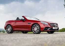 convertible mercedes red mercedes benz slc class amg 2016 features equipment and