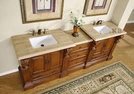 adorable 90 inch double vanity and modern double bathroom vanity