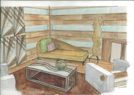 comment dessiner une cuisine dessin chambre free dessin design intrieur perspective ozladeco avec