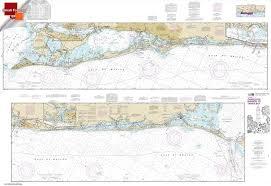 Intracoastal Waterway Map Amazon Com Noaa Chart 11425 Intracoastal Waterway Charlotte