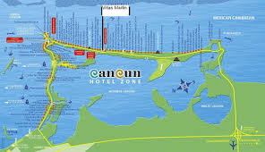 Map Of Mexico Cancun by Cancun Mexico Vacation Condo Rentals Vacation Condos Vacation