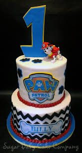 paw patrol 1st birthday cake cakecentral