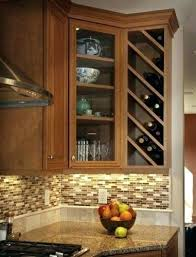 kitchen cabinet with wine glass rack wine racks built in wine rack cabinet wine rack wine glass holder