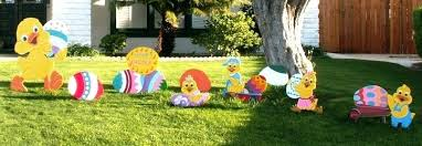 outdoor easter decorations extraordinary outdoor easter decoration lovely outdoor decorations