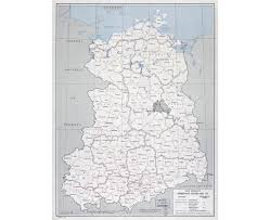 East Germany Map by Maps Of Germany Detailed Map Of Germany In English Tourist Map