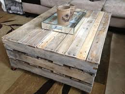 Wine Crate Coffee Table Diy by 9 Diy Coffee Table Design Ideas Diy And Crafts