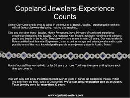 Bench Jeweler Certification Copeland Jewelers Jewelry Store In Austin Texas