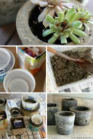 15 easy and fun diy garden planters