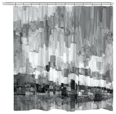 Charcoal Shower Curtain Target White Shower Curtain Mariodebian