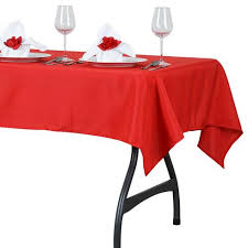 tablecloth for 54x54 table 54 x 54 red wholesale seamless polyester square tablecloth overlay