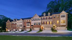 chapel creek village new townhomes in gambrills md 21054