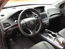 acura inside 2015 acura mdx shifting focus to efficiency review the fast