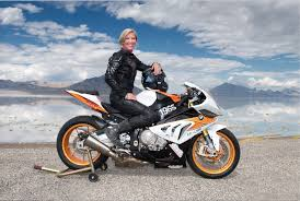bmw bike 1000rr facebook executive and 12 time motorcycle speed record holder erin