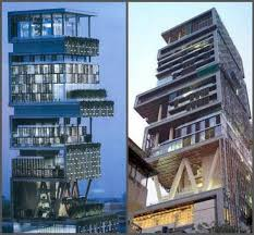 World S Most Expensive House Antilla 1 000 000 000 The World U0027s Most Expensive House Worth