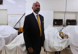 funeral homes in san antonio local mortician named national embalmer of the year san antonio