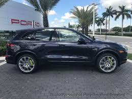 Porsche Cayenne Navigation System - 2017 new porsche cayenne s platinum edition e hybrid awd at