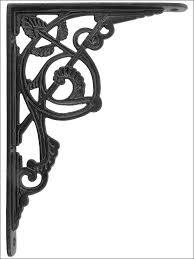 ornamental brackets furniture wonderful ornamental shelf brackets