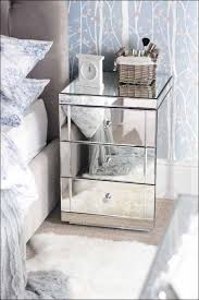 furniture magnificent mirrored dresser and nightstand set