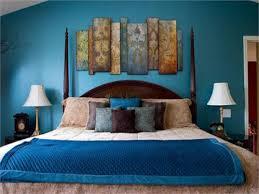 peacock color scheme bedroom home