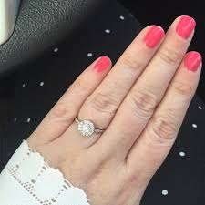 show your engagement rings with finger size 8 and between 50 75 - Engagement Rings Size 8