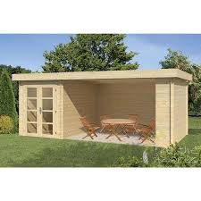 Small Canopy by Mega Modern Log Cabin With Canopy Measuring 5 75 Meters X 3 Meters
