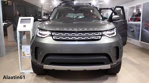 ford range rover interior all new land rover discovery 2017 in depth review interior