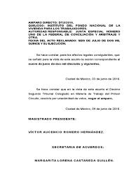 constancias de intereses infonavit 2015 juicio aro directo devolucion afore infonavit