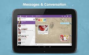 instant app for android tablet viber update delivers android tablet support push to talk and