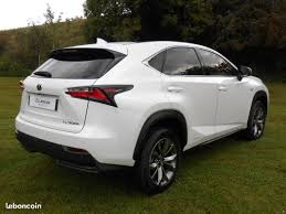lexus nx300h business edition used lexus nx 300 your second hand cars ads