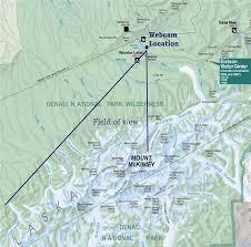 denali national park map nps explore nature air resources air quality webcams denali