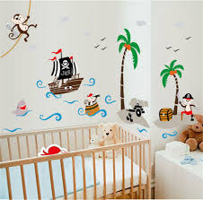 pirate monkey wall decals home design ideas pirate monkey wall decals