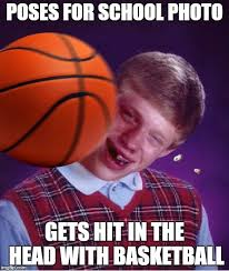 Basketball Memes - bad luck basketball memes imgflip