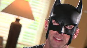 halloween mask vine reynolds wrap teams with batdad for series of vine videos