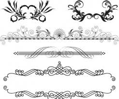 decorative vector graphics page 2