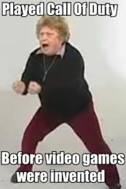 Crazy Lady Meme - xbox crazy old lady image gallery know your meme
