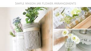 jar flower arrangements jar flower arrangements